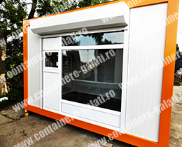container birou second hand Teleorman