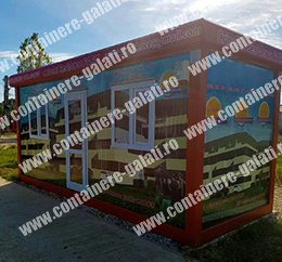 container sh Teleorman