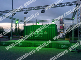 containere modulare second hand pret Teleorman