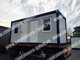 pret container Teleorman