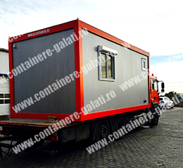 pret containere second hand Teleorman